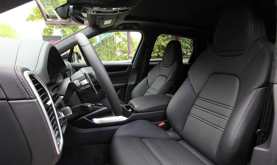 Carbild BeschreibungPorsche Cayenne Turbo7813