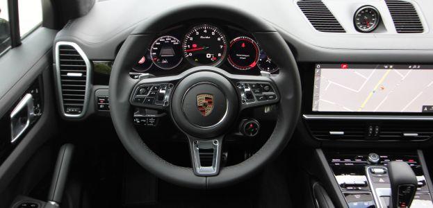 Carbild BeschreibungPorsche Cayenne Turbo7815