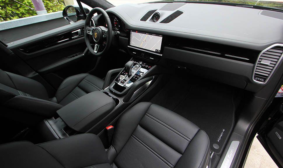 Carbild BeschreibungPorsche Cayenne Turbo7820
