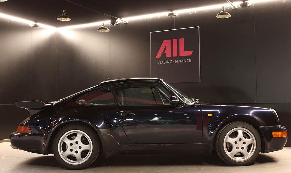 Carbild BeschreibungPorsche 911 (964) Turbo 3.37826