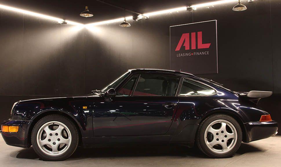 Carbild BeschreibungPorsche 911 (964) Turbo 3.37827