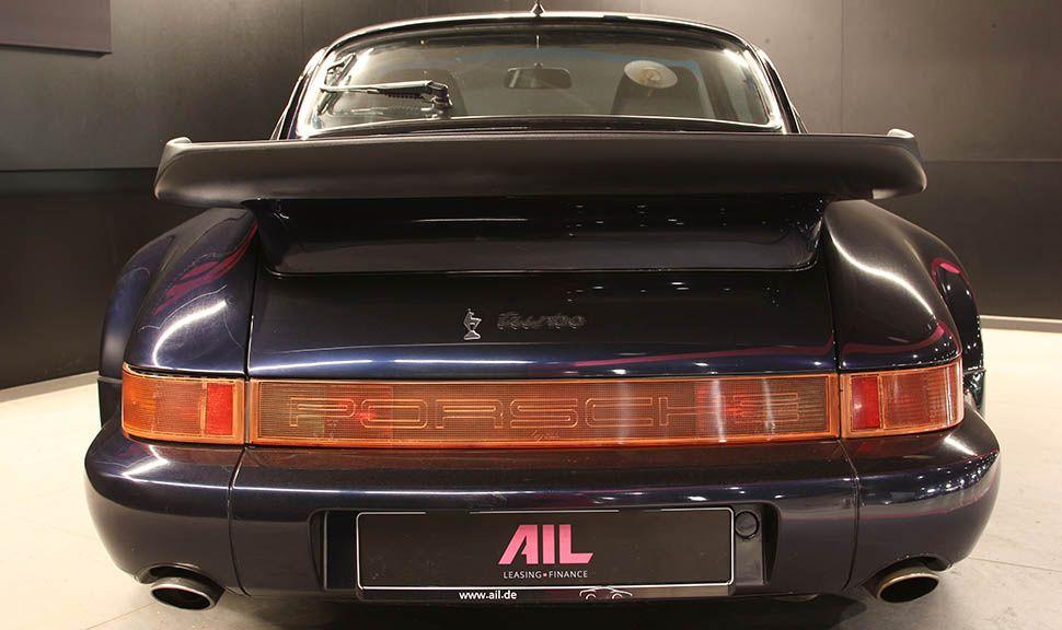 Carbild BeschreibungPorsche 911 (964) Turbo 3.37829
