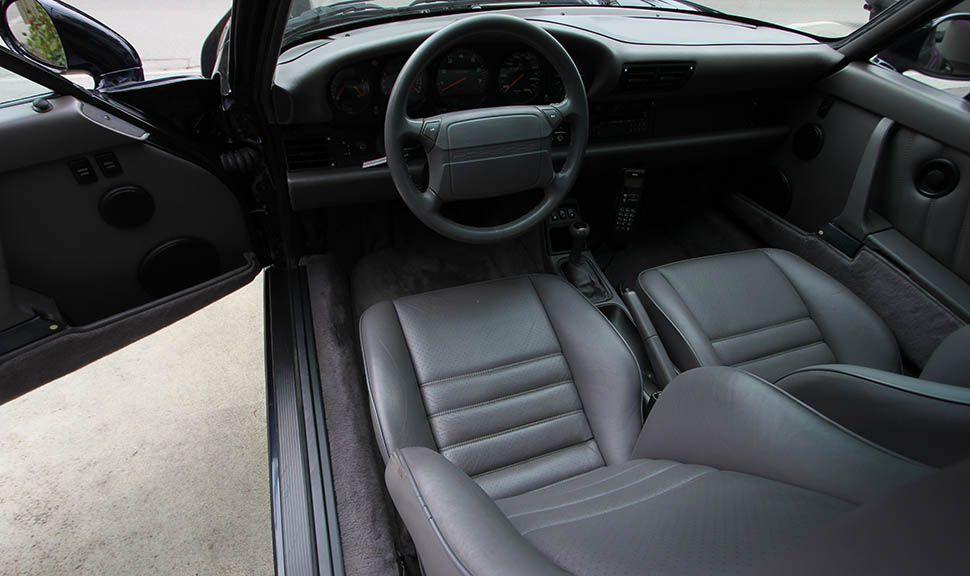 Carbild BeschreibungPorsche 911 (964) Turbo 3.37832