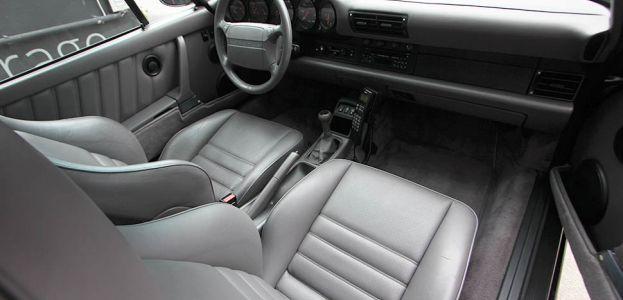 Carbild BeschreibungPorsche 911 (964) Turbo 3.37833