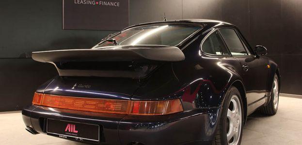 Carbild BeschreibungPorsche 911 (964) Turbo 3.37835
