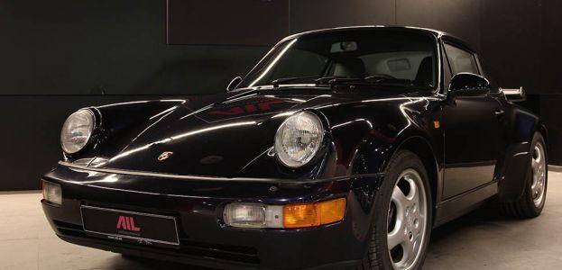 Carbild BeschreibungPorsche 911 (964) Turbo 3.37836
