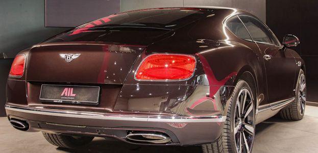 Carbild BeschreibungBentley Continental GT W127868
