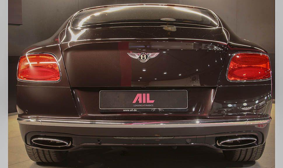Carbild BeschreibungBentley Continental GT W127869