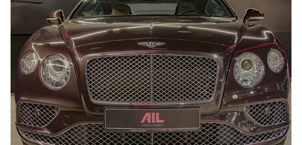 Carbild BeschreibungBentley Continental GT W127870