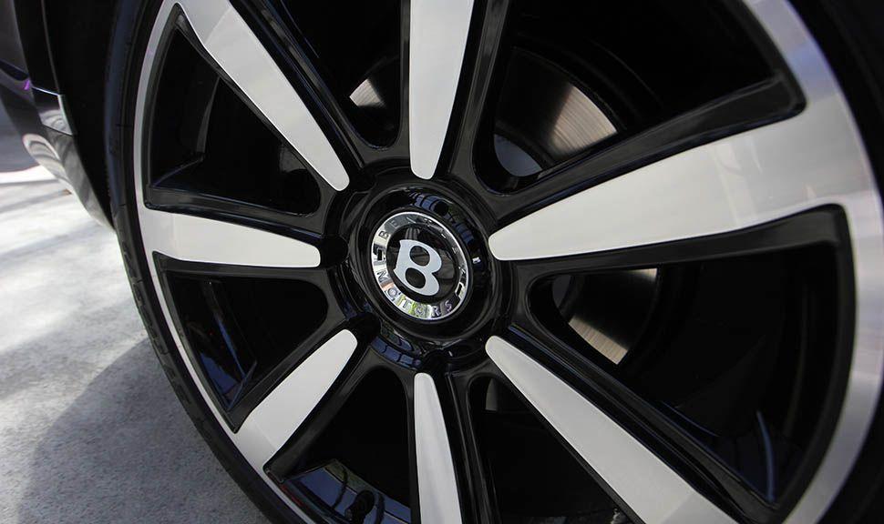 Carbild BeschreibungBentley Continental GT W127871