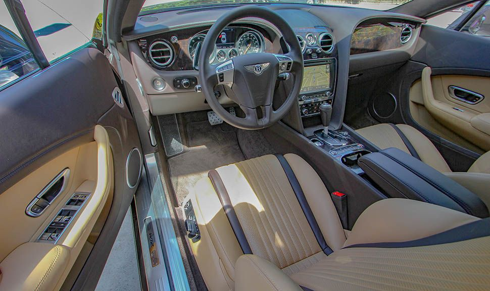 Carbild BeschreibungBentley Continental GT W127872