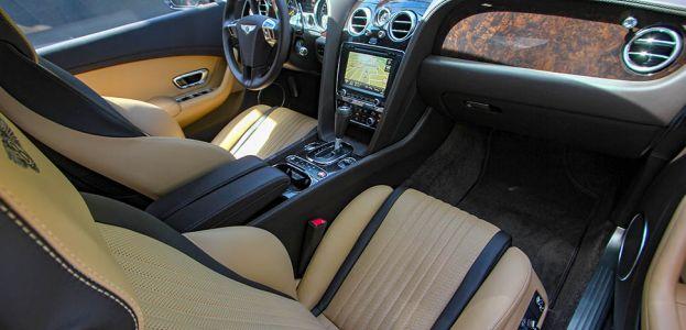 Carbild BeschreibungBentley Continental GT W127875