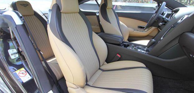 Carbild BeschreibungBentley Continental GT W127876