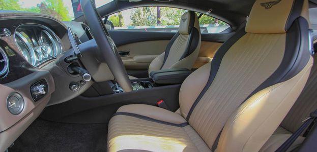 Carbild BeschreibungBentley Continental GT W127880