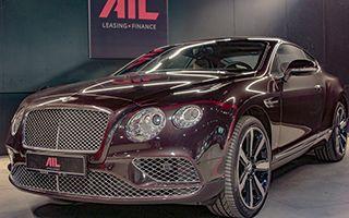 Manual Content Bild Beschreibung Bentley Continental GT W12 Inserat 7882