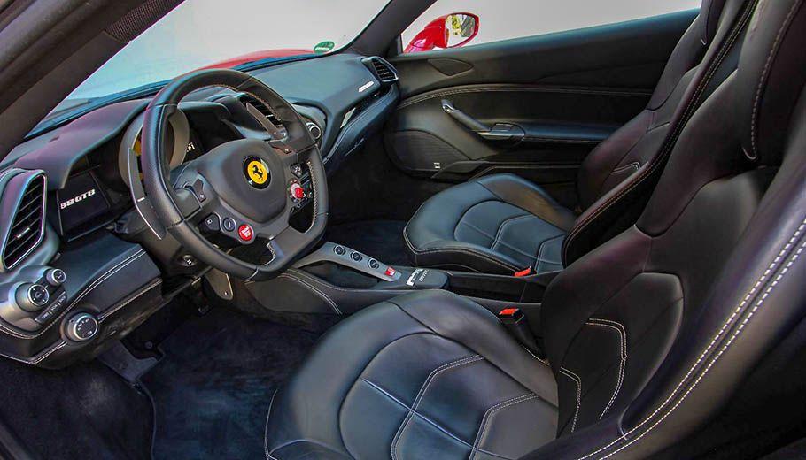 Carbild BeschreibungFerrari 488 GTB Rosso Corsa7971