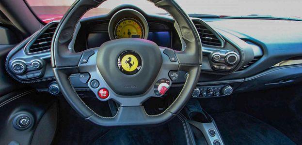 Carbild BeschreibungFerrari 488 GTB Rosso Corsa7972