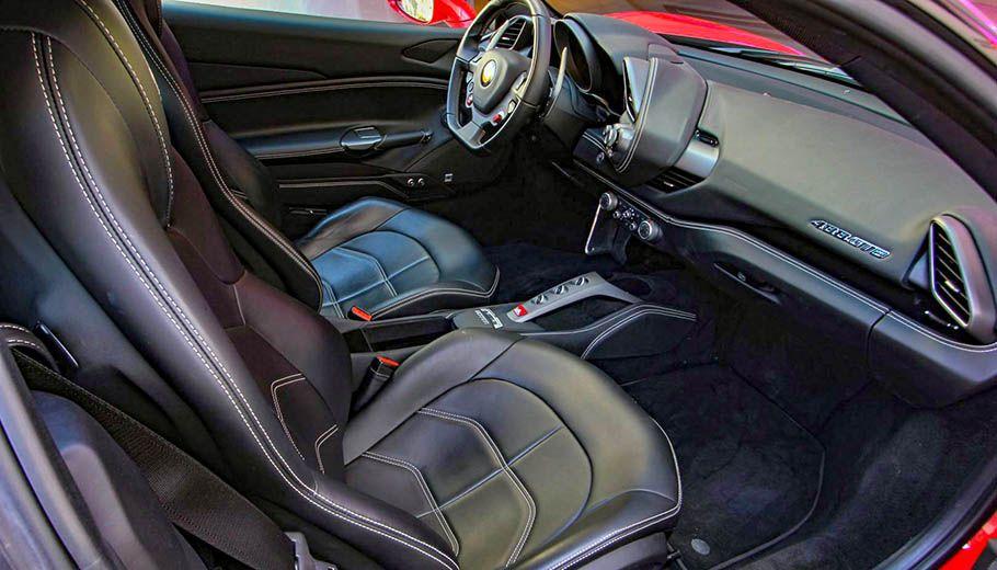 Carbild BeschreibungFerrari 488 GTB Rosso Corsa7973
