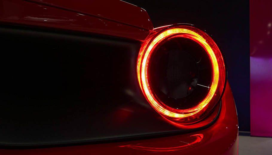 Carbild BeschreibungFerrari 488 GTB Rosso Corsa7975