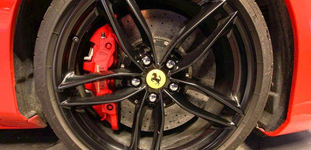 Carbild BeschreibungFerrari 488 GTB Rosso Corsa7979