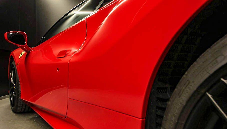 Carbild BeschreibungFerrari 488 GTB Rosso Corsa7981