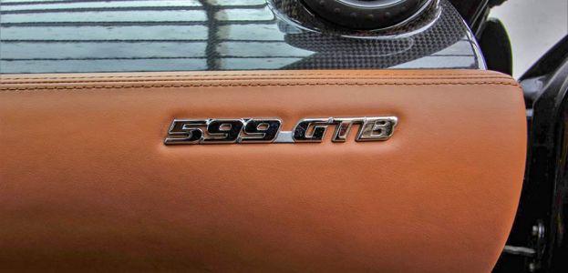 Carbild BeschreibungFerrari 599 GTB nero8004