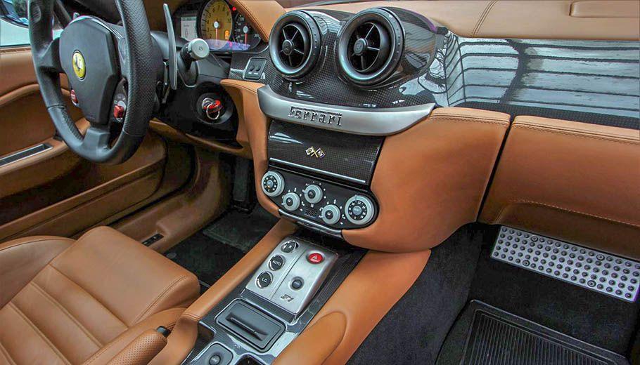 Carbild BeschreibungFerrari 599 GTB nero8005