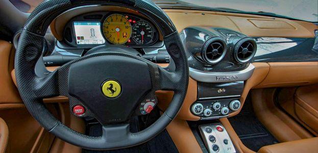 Carbild BeschreibungFerrari 599 GTB nero8006