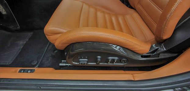 Carbild BeschreibungFerrari 599 GTB nero8007