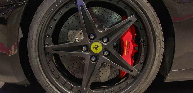 Carbild BeschreibungFerrari 599 GTB nero8009