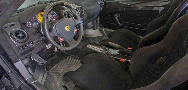 Carbild BeschreibungFerrari 430 Scuderia F1 Inserat8020