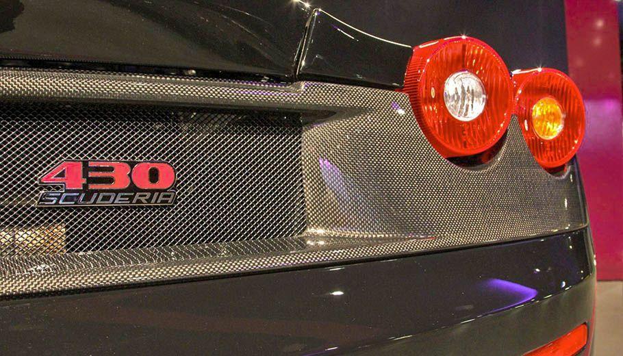 Carbild BeschreibungFerrari 430 Scuderia F1 Inserat8025