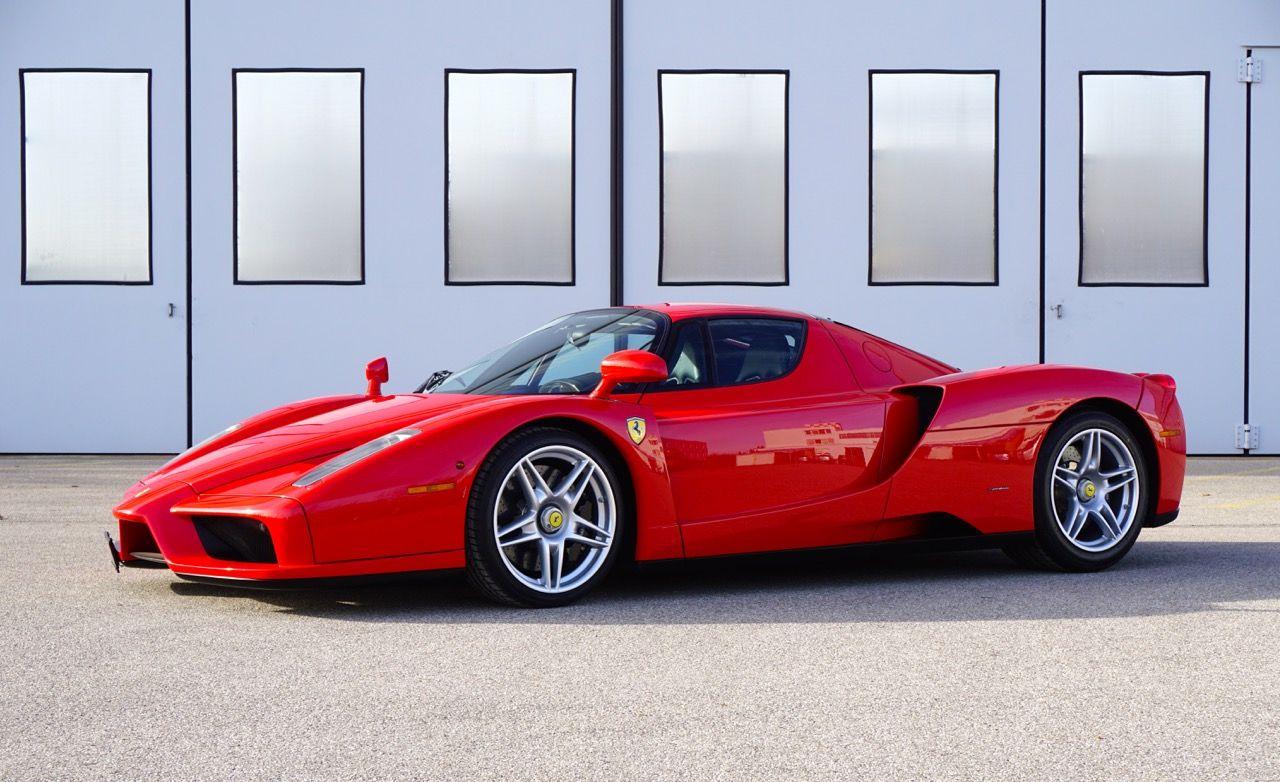 Carbild BeschreibungFerrari Enzo Ferrari8101