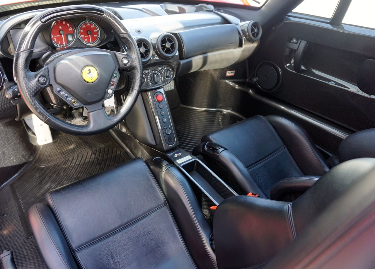 Carbild BeschreibungFerrari Enzo Ferrari8107