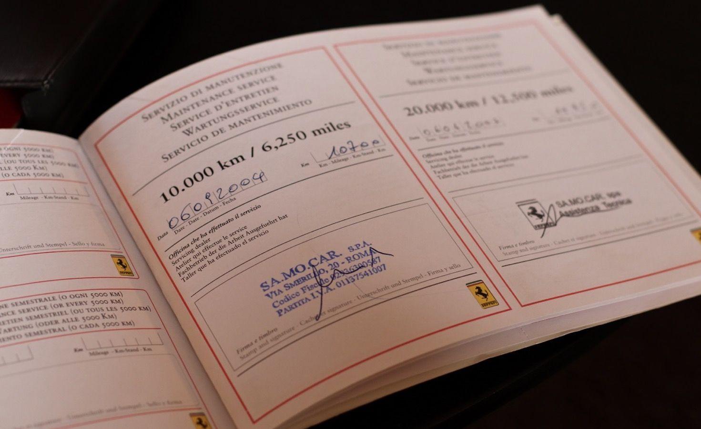 Carbild BeschreibungFerrari Enzo Ferrari8114