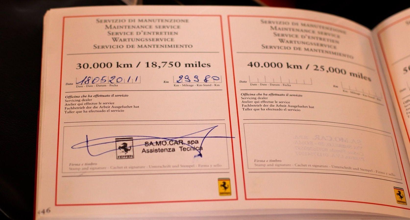 Carbild BeschreibungFerrari Enzo Ferrari8116