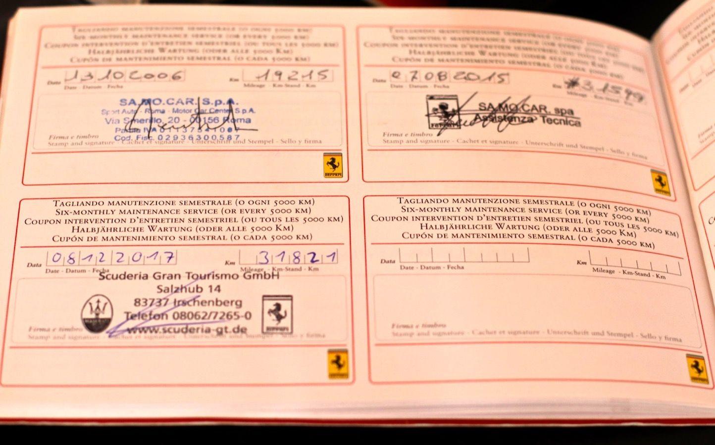 Carbild BeschreibungFerrari Enzo Ferrari8117