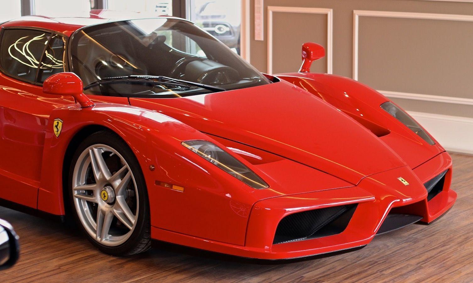 Carbild BeschreibungFerrari Enzo Ferrari8119