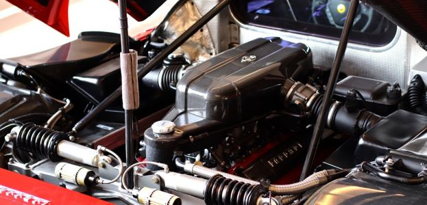 Carbild BeschreibungFerrari Enzo Ferrari8120