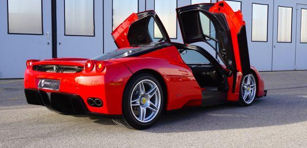 Carbild BeschreibungFerrari Enzo Ferrari8123