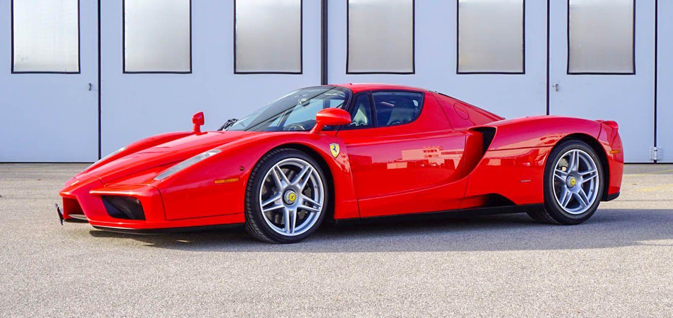 Carbild BeschreibungFerrari Enzo Ferrari8124