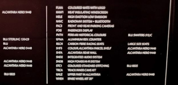 Carbild BeschreibungFerrari F12tdf8131