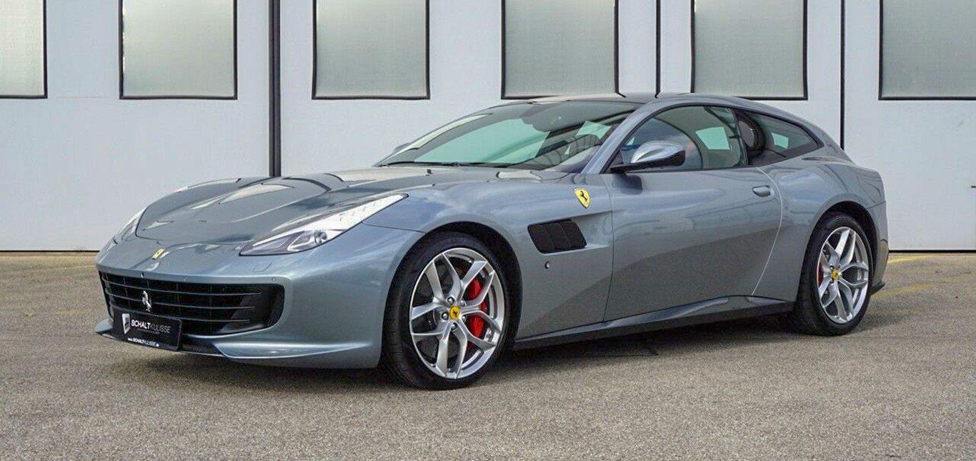 Der Perfekte Sportwagen Für Jeden Tag Ferrari Gtc4lusso T