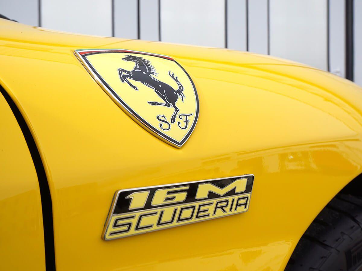 Carbild BeschreibungFerrari F430 Scuderia Spider 16M8201