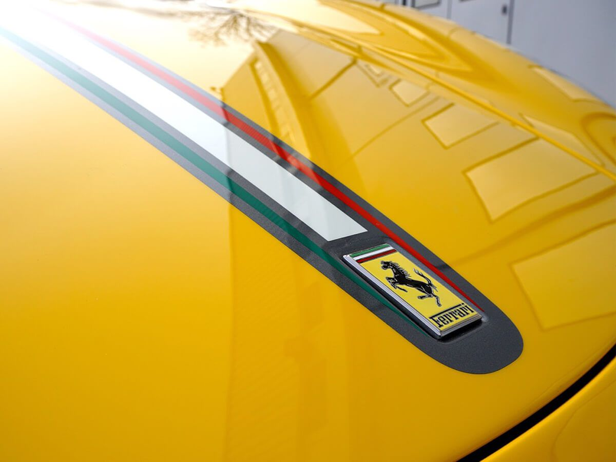 Carbild BeschreibungFerrari F430 Scuderia Spider 16M8202