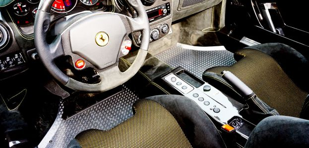Carbild BeschreibungFerrari F430 Scuderia Spider 16M8206