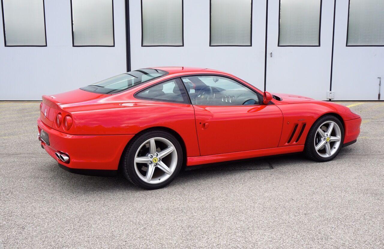 Carbild BeschreibungFerrari 575M Maranello F18215