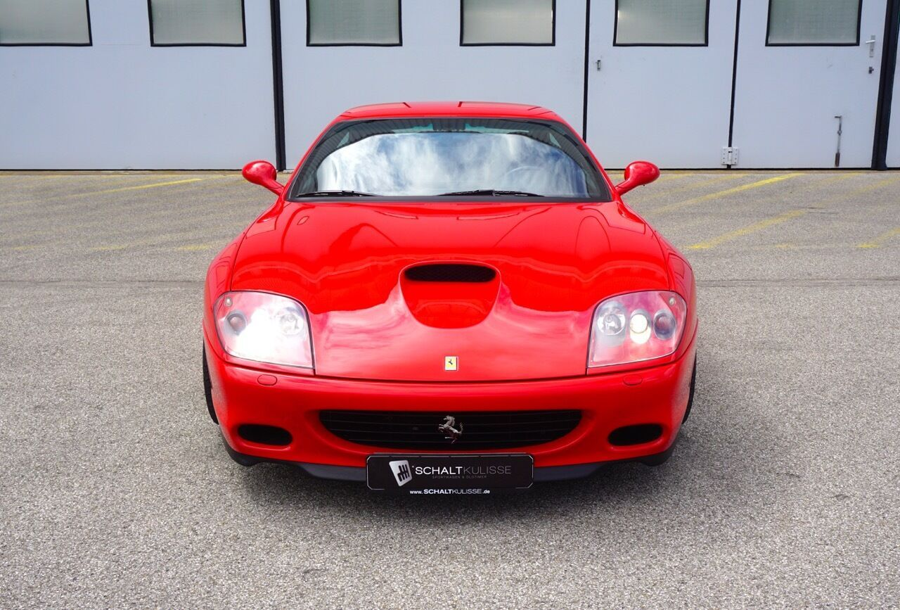Carbild BeschreibungFerrari 575M Maranello F18216