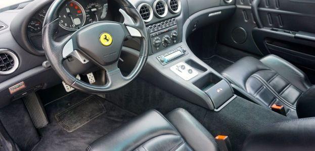 Carbild BeschreibungFerrari 575M Maranello F18217