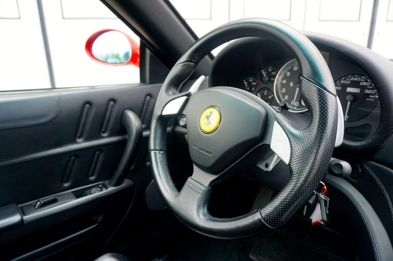 Carbild BeschreibungFerrari 575M Maranello F18218